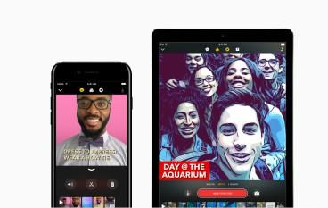 【 Apple 產品更新】口噏噏即變字幕 全新拍攝 app Clips