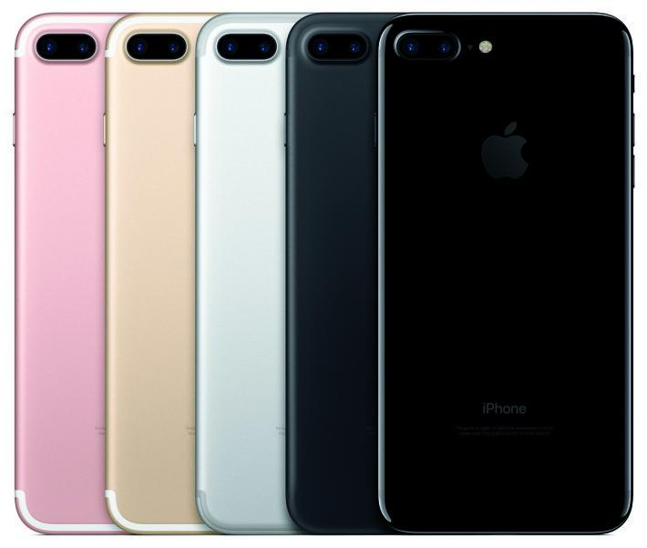 有雙鏡頭的 iPhone 7 Plus 256GB 版,現正價 $8,280,在優惠期內則享 $700 折扣優惠,只需 $7,580。