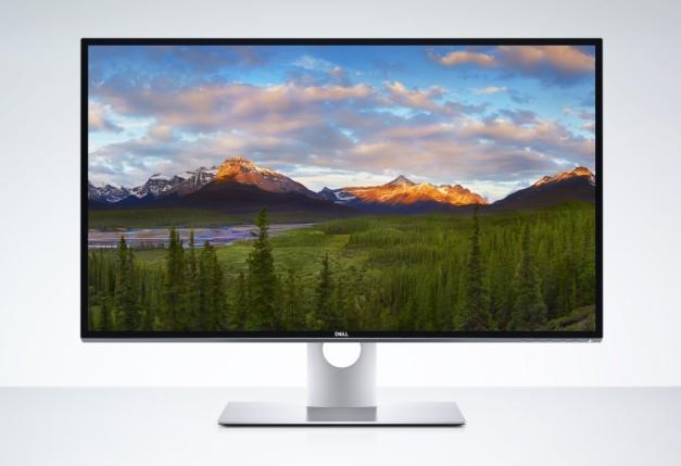 盛惠 3萬8 Dell 32吋 8K 電腦屏幕正式推出