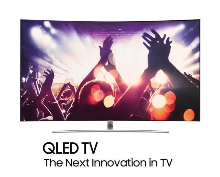 雖然 Samsung 網站內指 Facebook 影片程式將可在今年的 QLED 4K 電視中下載,但並沒有提供相關圖片。