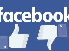 Facebook 恐慌測試