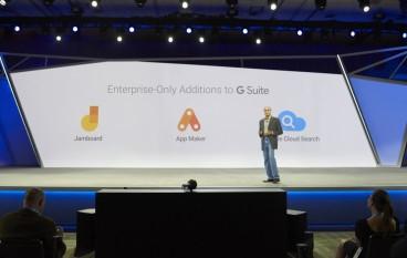 挑戰Slack,Google Hangouts攻企業協作