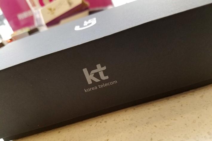 此批水貨來自韓國網絡商 KT。