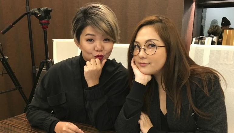 回答 KKBOX 問題即贏衛蘭 x 鄧小巧演唱會門券!