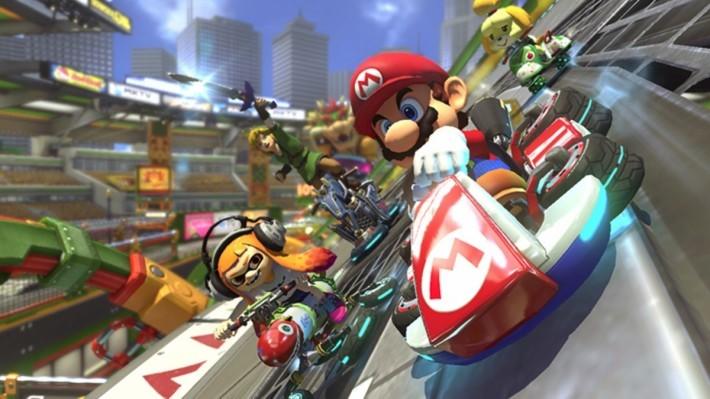 Switch 的下一波大作要數到 4月底推出的 《Mario Kart 8 Deluxe》