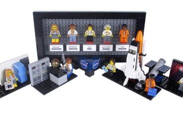 【為英雌們送上最高敬意】《NASA 無名英雌》角色LEGO化
