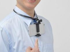第一身拍攝不求人 掛頸式拍攝架 Smaneck