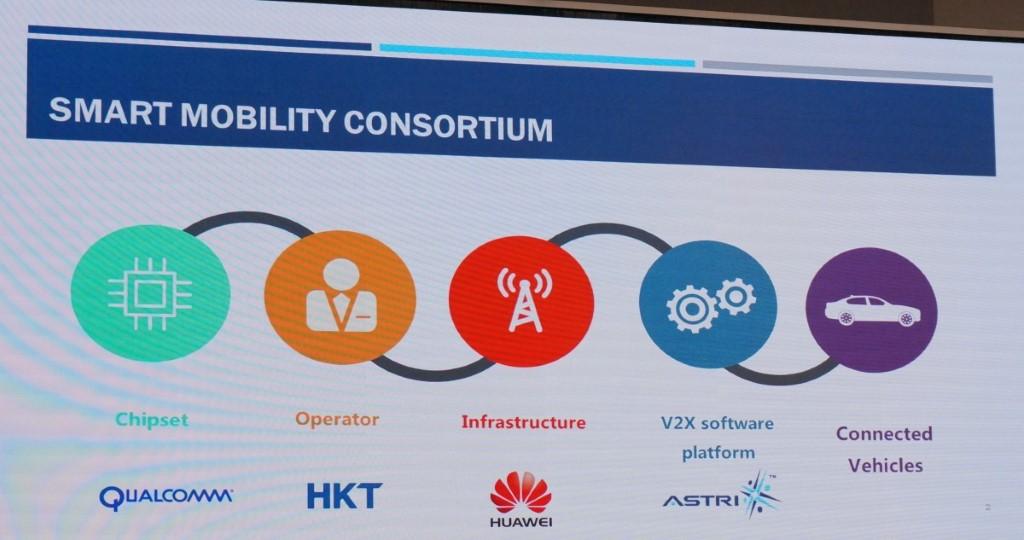 香港電訊集團董事總經理艾維朗表示,智能交通聯盟由四名成員開始,是最好的起步數量,稍後或會陸續加入其他聯盟成員。