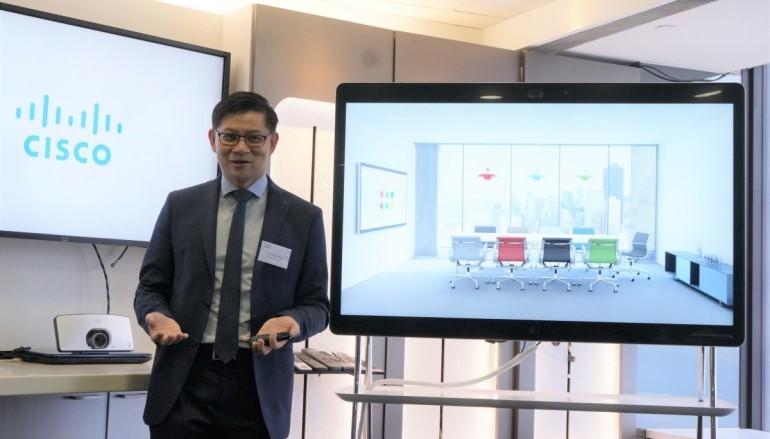 【鍾情硬件】思科為Spark推出一體式會議白板