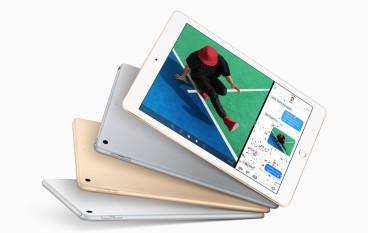 【Apple 產品更新】 不 Pro的 全新 9.7吋 iPad