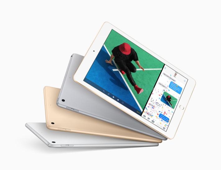 iPad (2017) 好修理程度:2