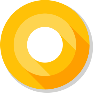 Android O 標誌