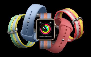 智能手錶銷售大幅增長 三大品牌佔市場近 90%