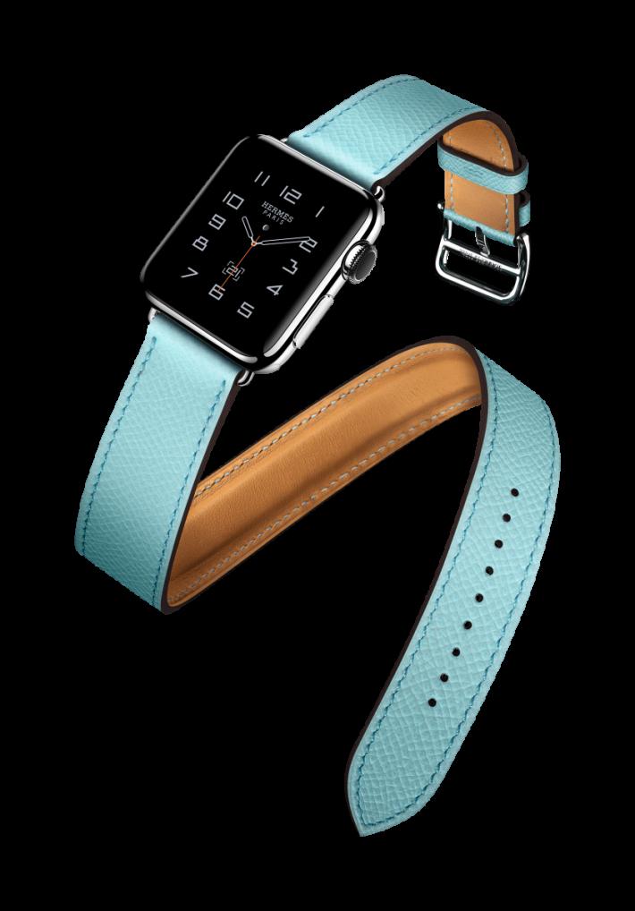 連 Hermès 都有新錶帶,送禮最適,明啦!