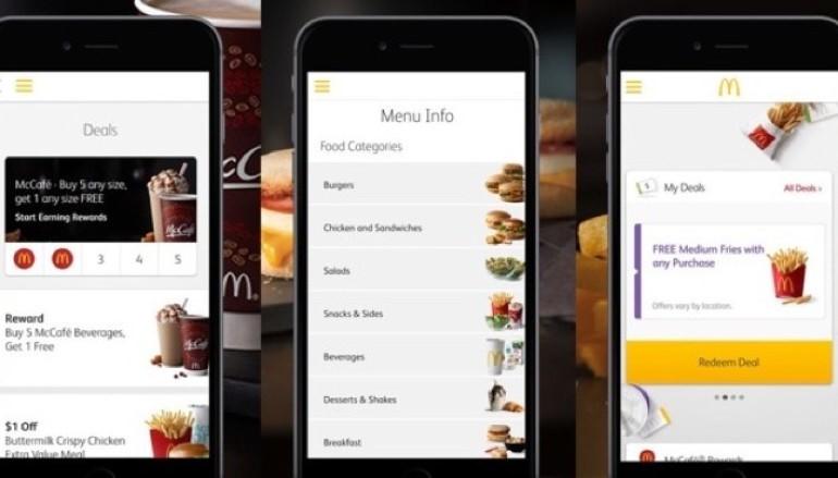 最緊要快 ! 美國麥當勞推出手機點餐外賣自取服務