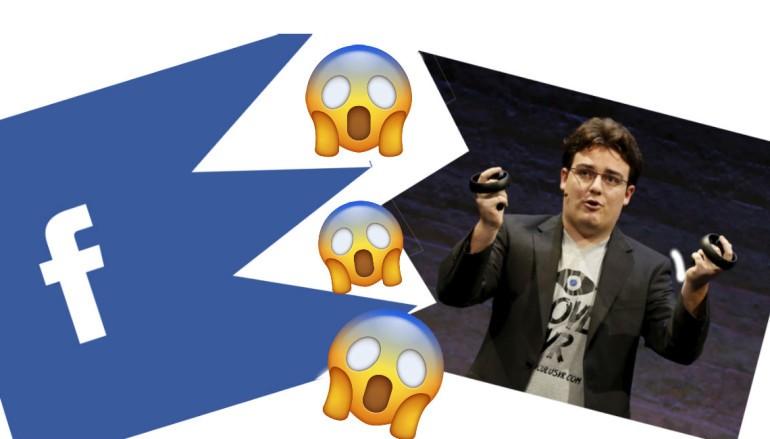 Oculus VR 共同創辦人離職竟與特朗普有關?