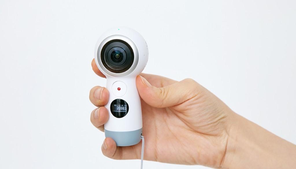 新一代 Samsung Gear 可以直播 360 影片