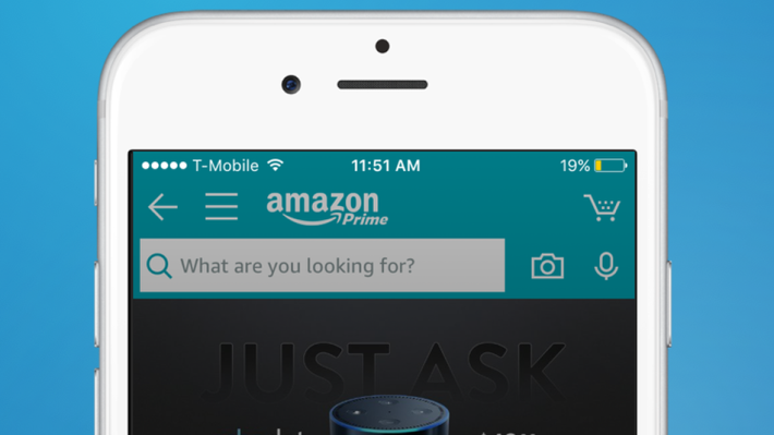 Amazon 推出 iOS 版本應用程式。