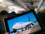 iPad-on-a-plane