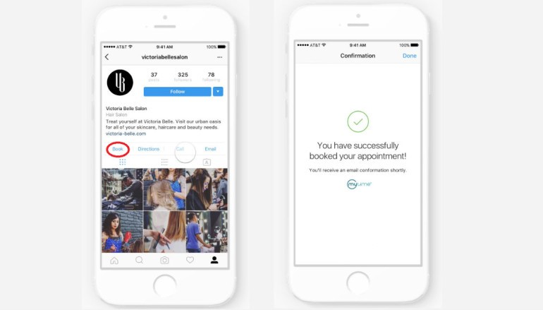 Instagram 即將加入「預約」功能 帶來更多商機