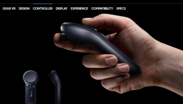觸控動作感應操控 新版 Gear VR 4 月 21 日開售