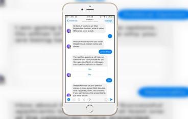 【快過問政府】Chatbot 幫你成為難民!