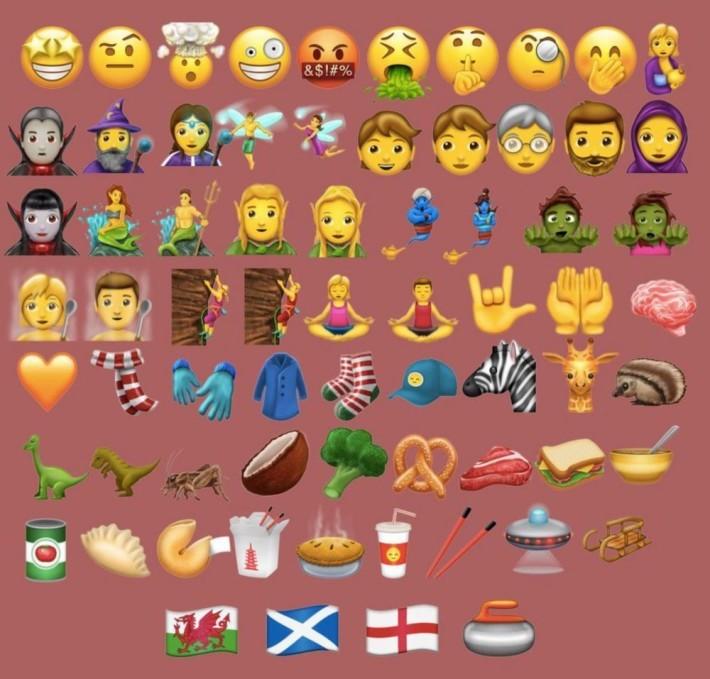 終於不用打粗口... 一個 emoji 就可以啦。