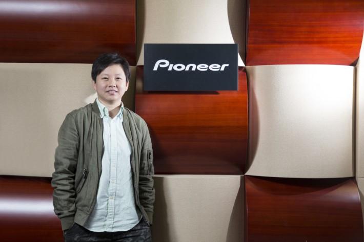 Pioneer & Onkyo Marketing Asia Ltd. 市場經理 Maska Leung。