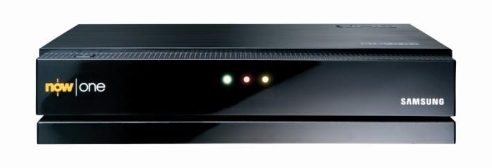 網上行與 Now TV 合作,推出 Now One 4K UHD 全功能機頂盒。