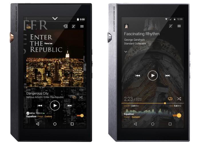 XDP-300R 高清音樂播放器,將高解像力的視聽享 受變得更個人化。