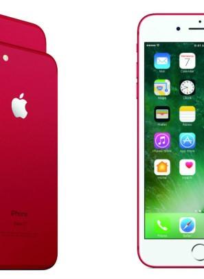 【Apple 產品更新】紅色 iPhone 7 與 7 Plus 終於見真身