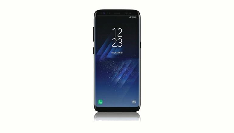 人家很害羞 首批 S8 手機屏幕泛紅 ?