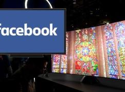 Facebook 攻陷電視 Samsung QLED 4K 電視打頭陣