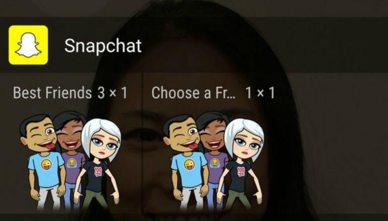 唔使入 Snapchat app 都可以同朋友即時 Snap
