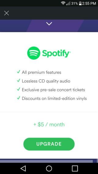 Spotify 還會向 Hi-Fi 服務的用家提供黑膠唱片的折扣優惠。