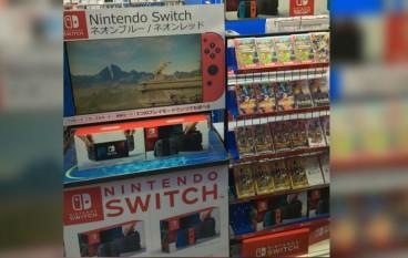 任天堂 Switch 增產無望?