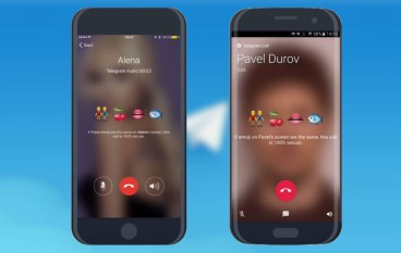 對一對 Emoji 就知 Telegram 通話是否安全