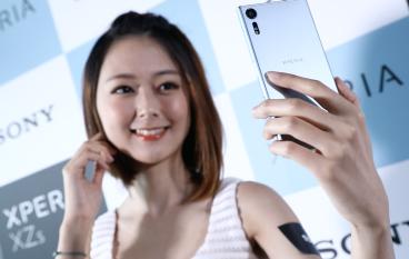 Motion Eye 相機植入 Sony Mobile XPERIA XZs 下月初開賣