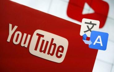 YouTube 開放新功能 觀眾幫手做翻譯