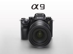 每秒 20 張連拍 693 點相位對焦 快拍神器 Sony a9 正式公布