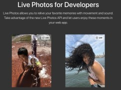 Apple 推出 LivePhotosKit JS API 幫你將 Live Photos 嵌入網頁