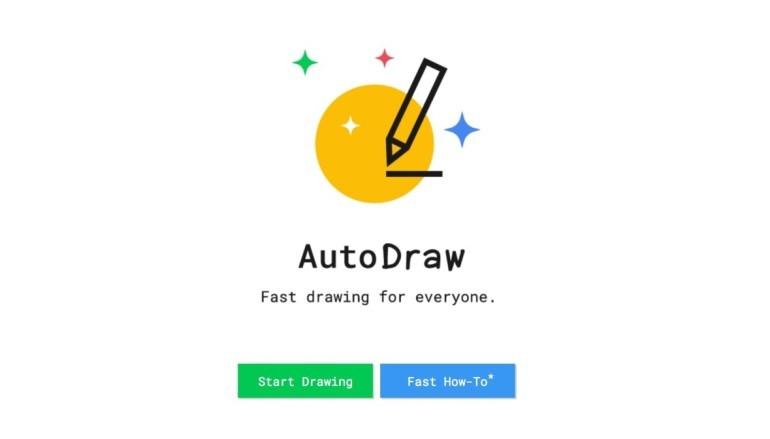 實測 Google  AutoDraw 人工智能唔識叮噹 (^o^)