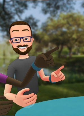 【 Facebook F8 】 Facebook 將利用 VR 讓你和好友有更豐富互動