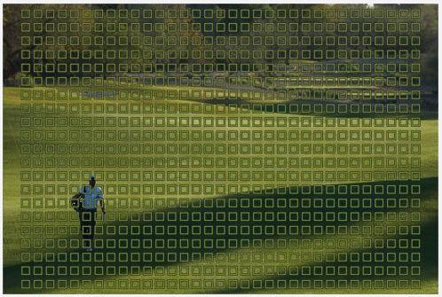 幅蓋畫面 93% 的 693 點相位對焦點,單看模擬圖片已經覺得很變態。