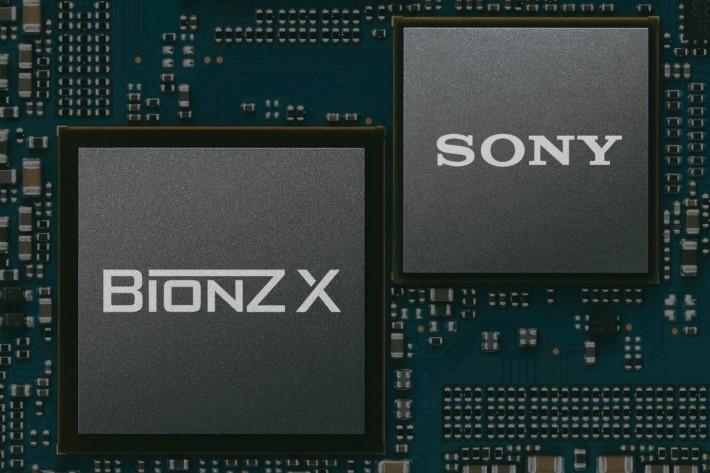 Sony a9 使用 BIONZ X 影像處理引擎