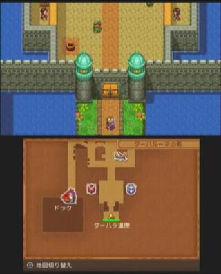 3DS 版的 2D 模式,就是最復古的玩法。
