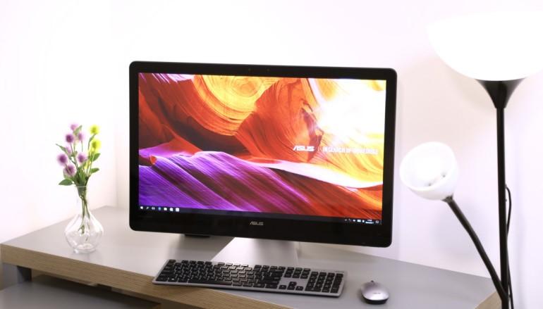 型格一體式桌上電腦 ASUS Zen AiO ZN270IE