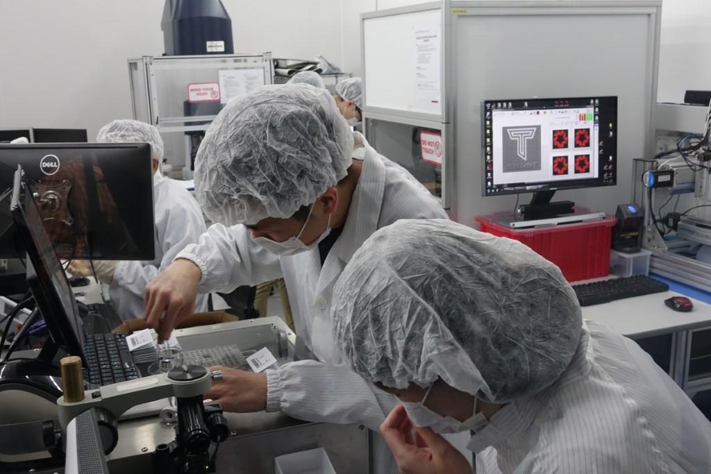 科學園為 Master Dynamic 提供科研支援,如可建設無塵實驗室、機械工作室的大廈。