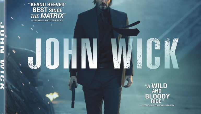 【場報】HDR + 杜比 ATMOS 最強聲畫面體驗《殺神 John Wick 》4K Blu-ray