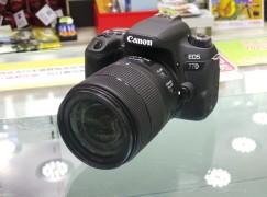 【場報】Canon 77D 套裝機較淨機受歡迎